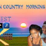 urban country morning